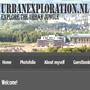urban exploration logo