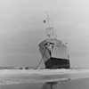 freighter Wan Chun stranded on the Dutch coast in 1972